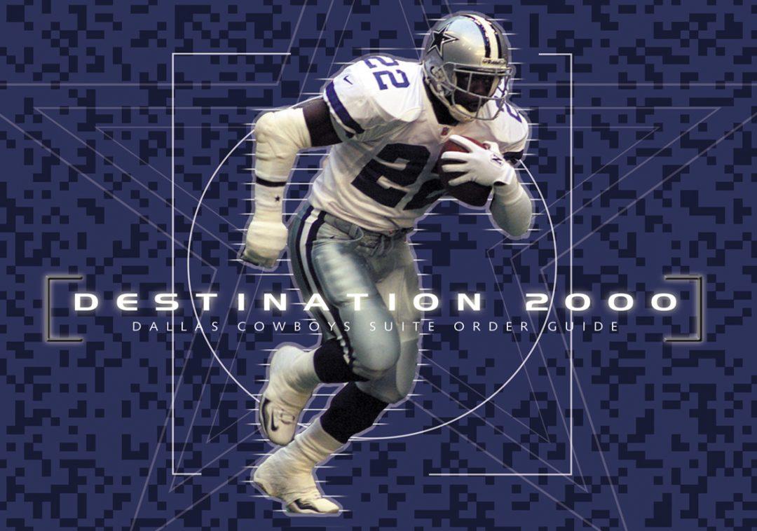 Dallas Cowboys Destination 2000 Creative
