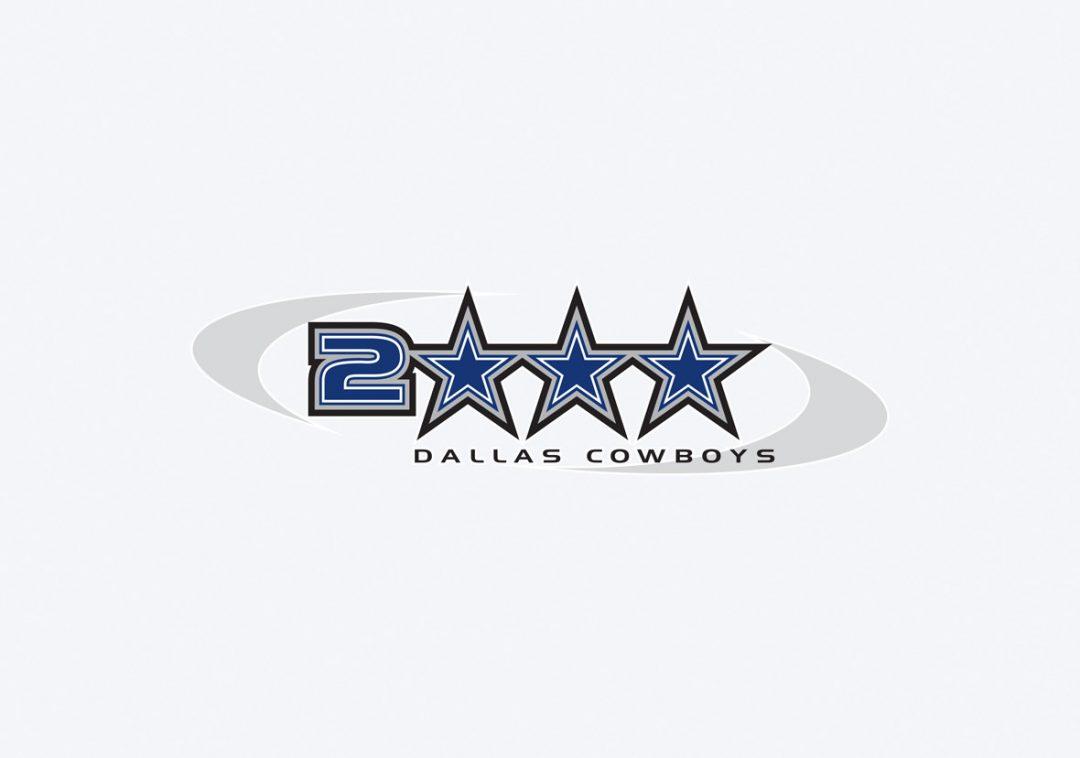 Dallas Cowboys Destination 2000 Logo