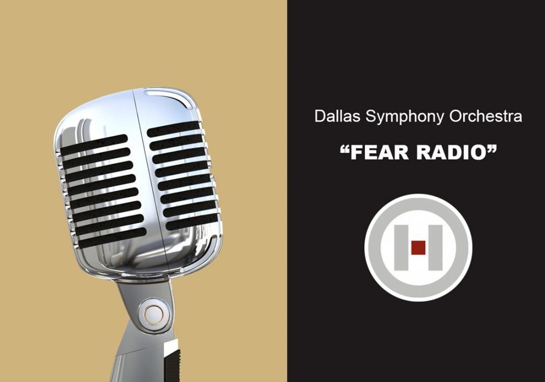 Dallas Symphony Orchestra Fear Radio Commercial