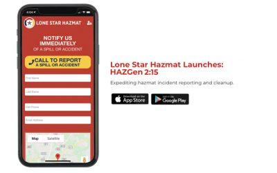 Minerbox Launches Lone Star Hazmat App
