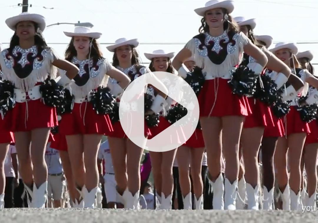 Texas Rose Festival Commercial
