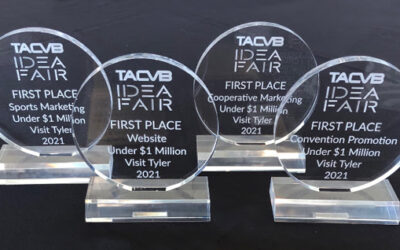 Tyler, Texas Wins First Place With Holt